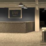 Electrical Wholesalers interior rendering