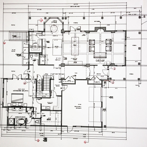 Floor Plan - St. Mary's by the Sea