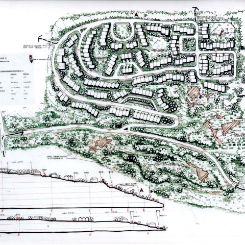 Site Plan - Waterbury