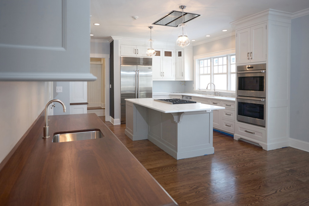 Fairfield Interior - Kitchen